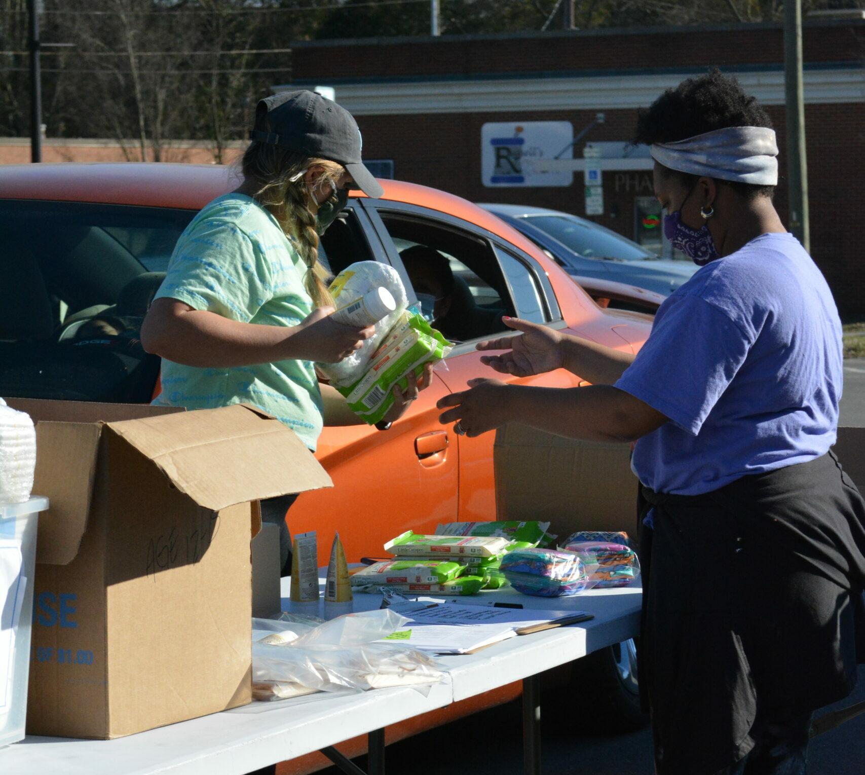 Food Distribution Thursdays