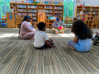Summer Enrichment at RN Harris and Eastway Elementary